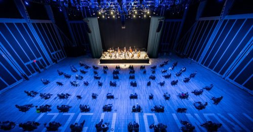The Philharmonic's First Concert Back Brought Me Panic and Solace