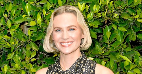 January Jones Finds Herself 'Forced to Bludgeon Yet ANOTHER' Snake