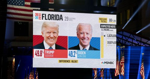 2020 Was a Victory That Quietly Crushed Democrats' Hopes
