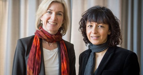 Two Women Have Won the Nobel Prize in Chemistry