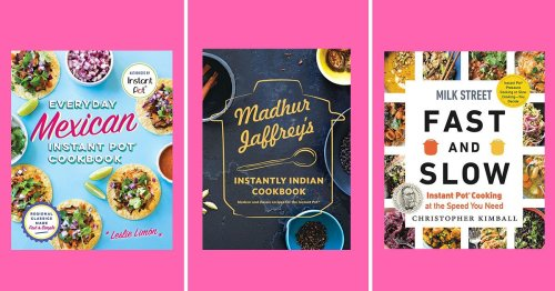 The Best Instant Pot Cookbooks, According to Instant Pot Cookbook Authors