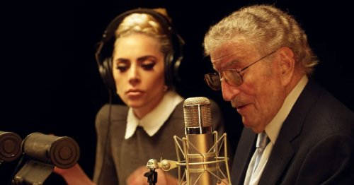 We'd Buy What Lady Gaga and Tony Bennett Have in the 'Love for Sale' Video