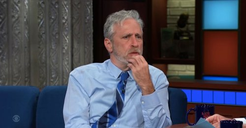 Jon Stewart Has Some Eccentric Opinions About Sea Life