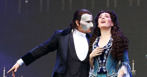 The Phantom of the Opera Returning to Broadway in October