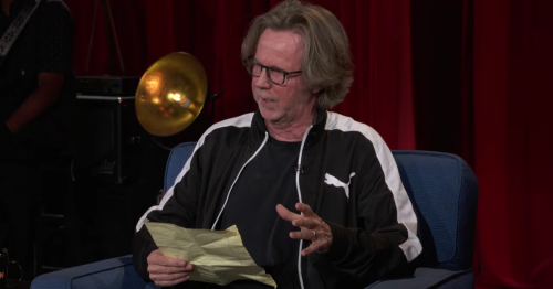 Dana Carvey Used the Penultimate Conan to Work Out Some Material