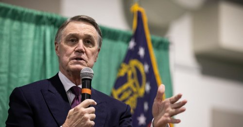 The Extensive New Scale of David Perdue's Shady Stock Trading Revealed