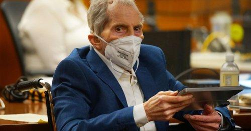 Robert Durst Found Guilty of Murdering Friend