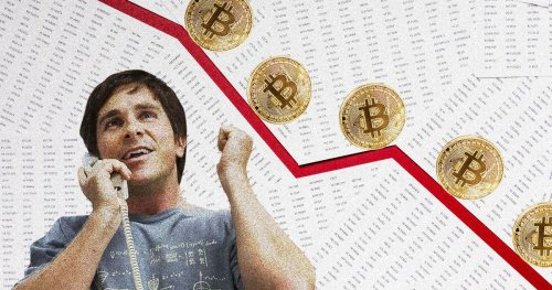 Why the 'Big Short' Guys Think Bitcoin Is a Bubble
