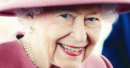 Actually, the Queen Is Not Old at All