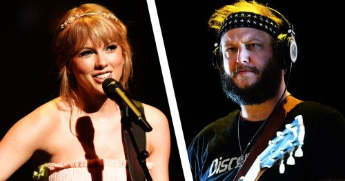 Taylor Swift and Bon Iver Find Perfect Harmony on 'exile'