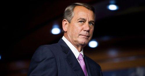 5 Revelations From John Boehner's New Memoir