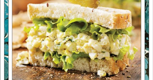 Turns Out It's Pretty Good: Egg Salad