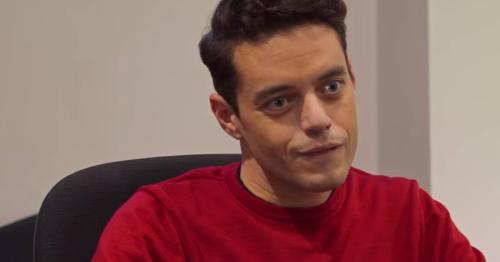 SNL: Watch Rami Malek Demand Treats from Please Don't Destroy