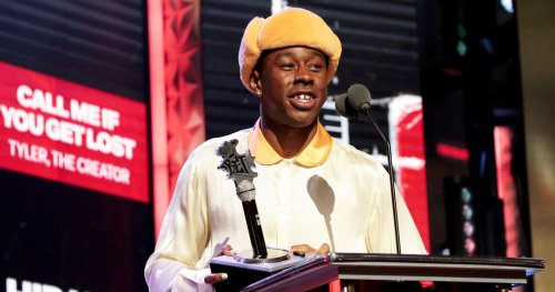 Tyler, the Creator Thanks Rap Legends Accepting Cultural Influence Award