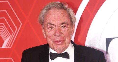 Andrew Lloyd Webber Bought a Therapy Dog Because of the Cats Movie