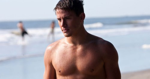Please Don't Let This Be the End of Shirtless Channing Tatum