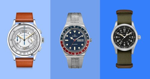 The Best Men's Watches Under $500, According to Watch People
