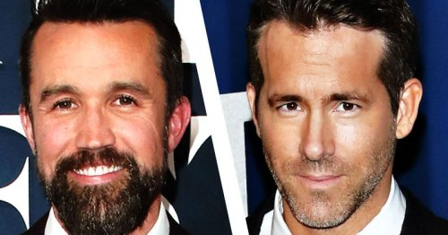 Ryan Reynolds and Rob McElhenney Are Getting Their Own Ted Lasso-Style Series