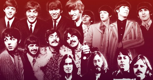 Magazine - the Beatles Lennon and McCartney