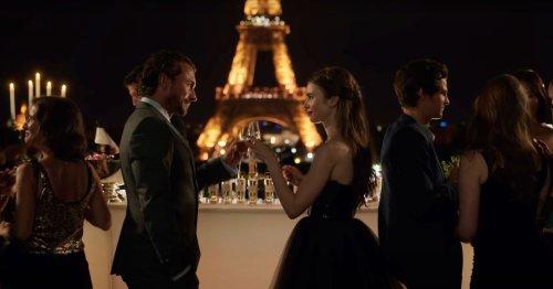 Emily in Paris Gave Golden Globe Voters a Lavish Set Visit in 2019
