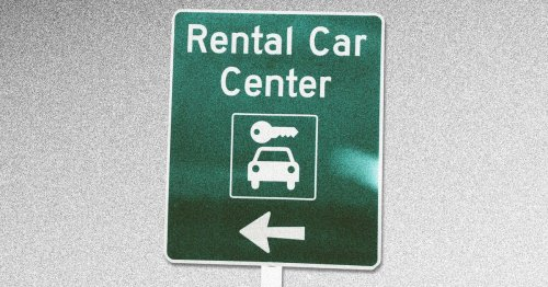 If You Think Flying Sucks, Try Renting a Car
