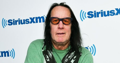 Hello, It's Todd Rundgren, Who Won't Attend His Rock Hall Induction