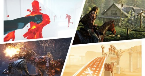 The 20 Best Games on PlayStation Now