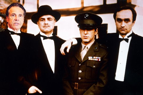Cuomo reportedly once compared himself to Sonny Corleone from 'Godfather'