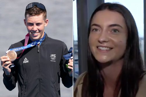 'I regret breaking up with you', confesses ex of Olympic medalist Hayden Wilde on live TV