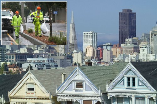 San Francisco will require all city workers to get COVID vaccine