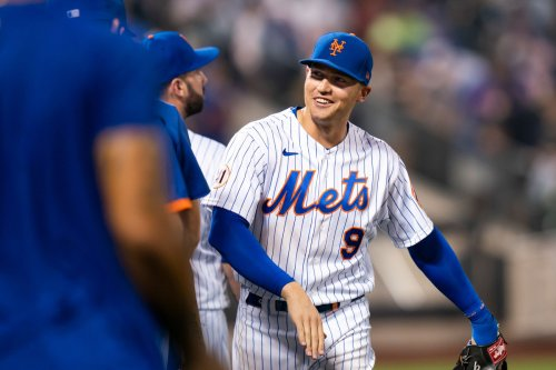 Brandon Nimmo is the Mets' in-house roster addition
