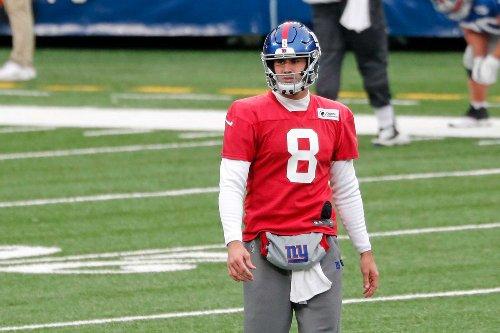 Daniel Jones was impetus for Giants' offseason moves