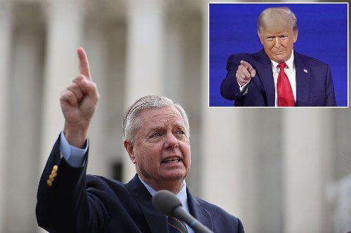 Graham doubles down on claim GOP can't move on without Trump