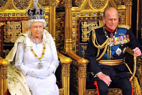 Why Prince Philip was never called a king