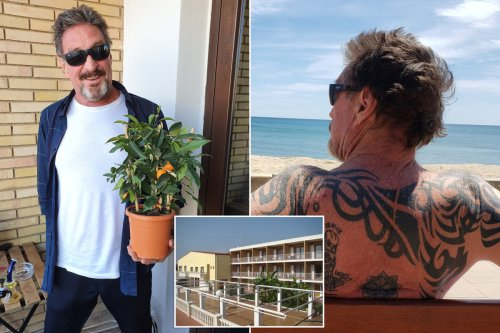 John McAfee hideout traced to Spanish 'ghost hotel' with a bitcoin farm