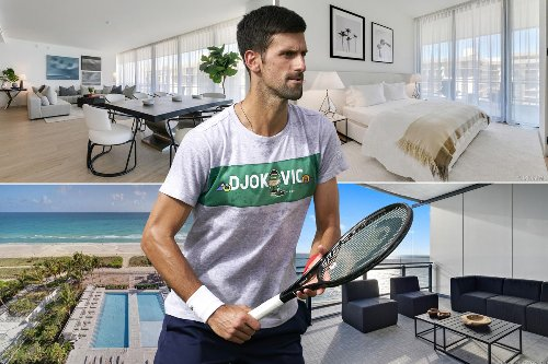 Novak Djokovic scores $6M for Miami Beach condo after French Open victory