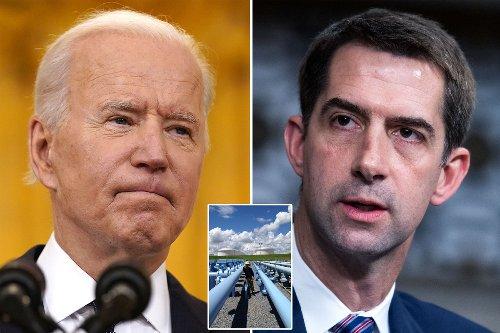 Republicans bash Biden over pipeline cyberattack, shutdown