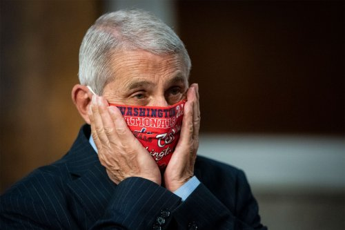 Fauci emails show his flip-flopping on wearing masks to fight COVID