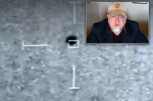 Pentagon whistleblower warns of UFO intelligence failure on 'level of 9/11'