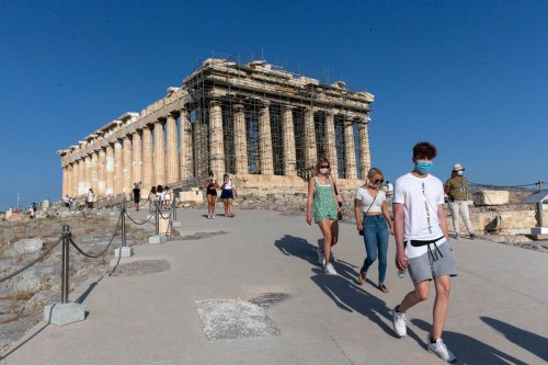 CDC urges Americans not to travel to Greece, Ireland over 'very high' COVID risk