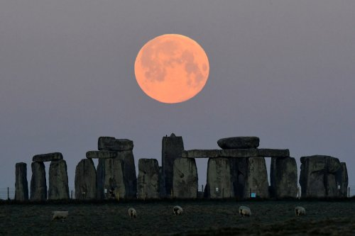 Stonehenge rocks are nearly 2 billion years old, study finds