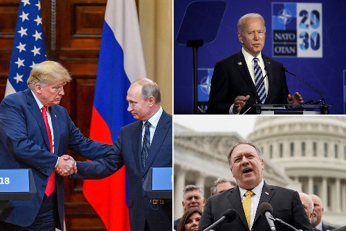 Pompeo says Biden is playing with 'self-dealt weak hand' ahead of Putin summit