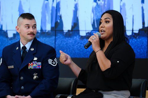 Transgender airmen, guardians guaranteed equal opportunity under new policy