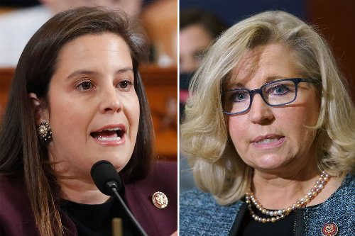 Some GOPers say Stefanik not right fit, but still seen as shoo-in for Cheney post