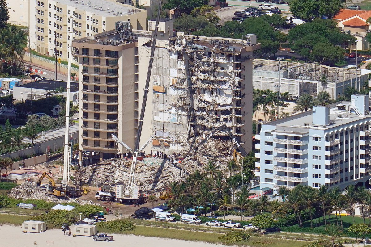 Fla. tower tenants told building 'in very good shape' despite major issues: report