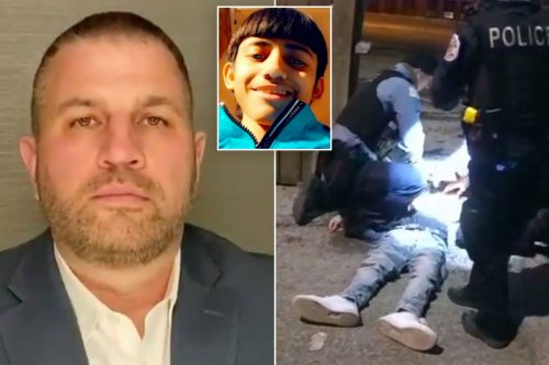 Chicago police union chief says cop who killed boy was '100 percent justified'