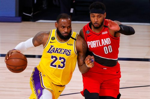 Carmelo Anthony calls LeBron James the Lakers' GM