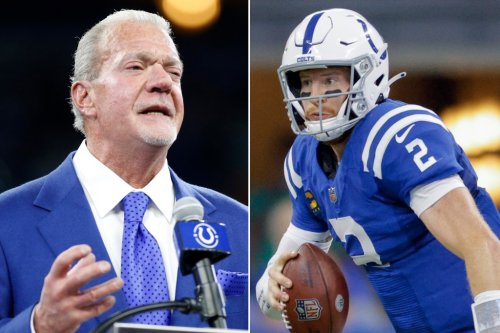 Jim Irsay: 'Harder to depend on' unvaccinated players like Carson Wentz