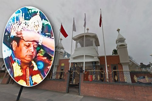 British Hindu temple leader who claims to be a god is accused of rape