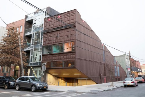 NYC house made of shipping containers sells for $5 million